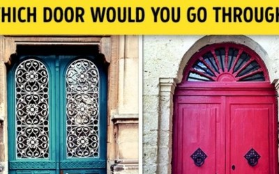Quiz: What Door Would You Pick? The Answer Will Determine Your True Personality.