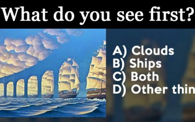 Take This Tricky Optical Illusion Test Below. Did You Pass? Let Us Know In The Comments
