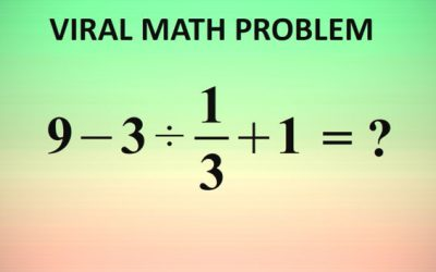 This Math Problem Is Breaking The Internet: Can You Figure Out The Right Solution?