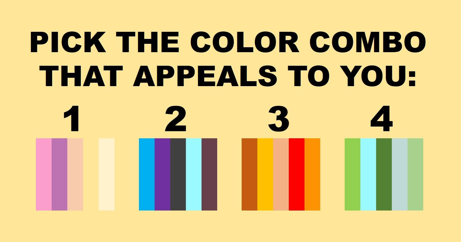 How to color inbox in outlook - What Is Your Dominant Outlook On Life According To This Special Color Quiz Find Out Below