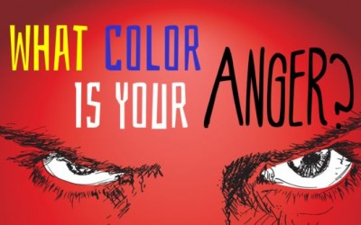 Quiz: What Color Is Your Anger? Take The Quiz Below and Find Out.