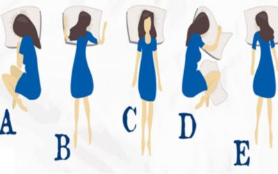 What Does Your Sleep Position Determine About Your Personality?