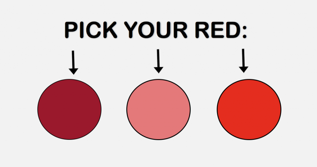 This Beautiful Color Test Can Determine Your Dominant Gender