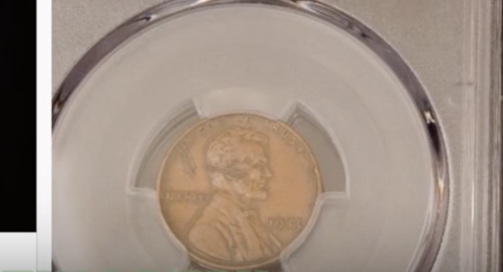 This Guy Shows Off His Lucky '1 Million Dollar Penny ' Do You Have