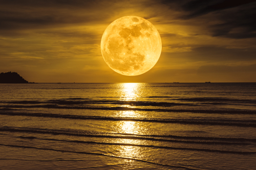 It Takes Lot Of Energy To Prepare For >> Rare Giant Equinox Supermoon During Libra Prepare For A Huge Energy