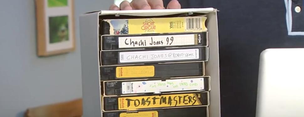 VHS Archives - Sun Gazing