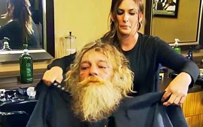 He Has Been Homeless For 7 Years But After His Makeover His Transformation Is An Unexpected Surprise!