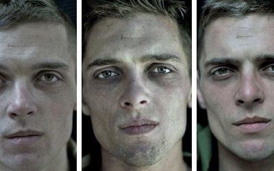 14 Soldiers Had Their Pictures Taken Before, During, And After War. The Results Are Disturbing!