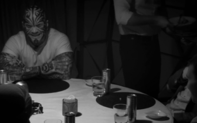 Six Strangers Sit At a Table In The Dark. But When The Lights Come On They Are Stunned!