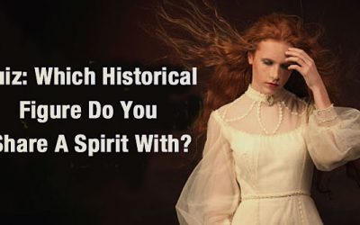 Which Historical Figure Do You Share A Spirit With?