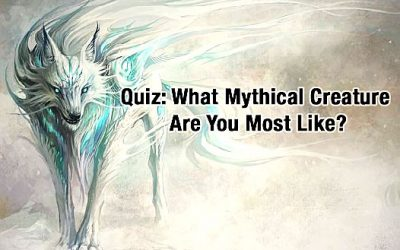 What Mythical Creature Are You Most Like?