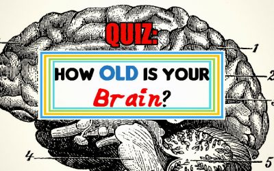 How Old Is Your Brain?