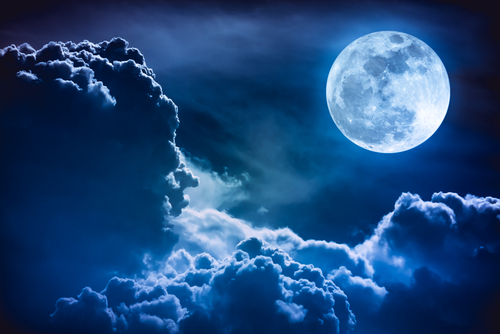 Rare Full Blue Moon: Prepare For a Huge Energy Shift On May