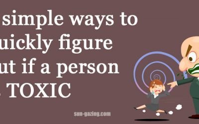 5 Simple Ways To Figure Out If a Person Is Toxic