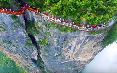 China Just Opened The Scariest Tourist Attraction In The World To The Public!