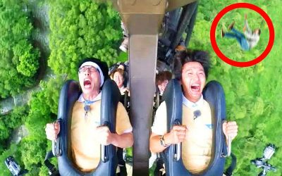 The Top 10 Roller Coasters Which Have Been Permanently Shut Down and BANNED That You Can Never Ride Again!