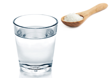 You Should Drink A Cup Of Warm Salt Water 1x/Day For A Week On An Empty  Stomach For THIS Strange Reason!