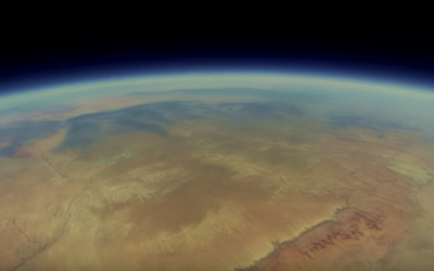 Students Sent A Balloon With A Camera Into Space. But 2 Years Later They Reveal Its Beautiful Story.