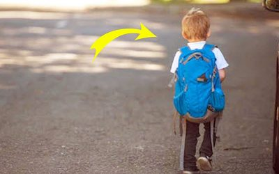 Professor Notices a Kid From Her Class Alone On The Street. But She Quickly Figures Out He Is Desperate For Help!