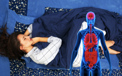 This Is What Happens To Your Body If You Sleep On Your Left Side Every Night For a Month.