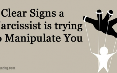 7 Very Clear Signs a Narcissist Is Trying To Manipulate You.