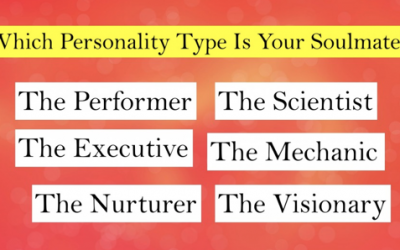 Which Personality Type Is Your Soulmate?
