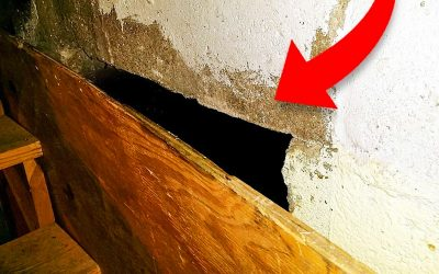Guy Just Moved Into a New House But He Is Completely Stunned By This Strange Surprise Underneath His Basement!