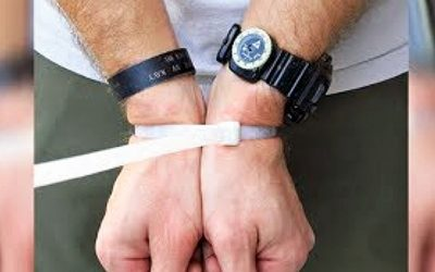 If Your Hands Are Zip-Tied and You Are In Grave Danger THIS Simple Trick Will Get You Out Of The Bind In Seconds!