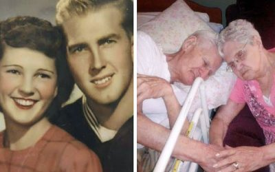 He Holds His Wife's Hand While Taking His Last Breath But The Daughter Spots Something Odd Leaving Her STUNNED!