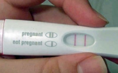 Man Takes A Pregnancy Test As A Joke But Didn't Know It Would It Would Accidentally Discover His Cancer.