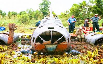THIS Guy Discovered An Airplane Hidden Deep In The Jungle! But The Most Unthinkable Surprise Is Revealed Inside!