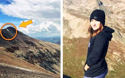 Woman Heard Strange Rumors Of a Mysterious Barking Dog On Mountain. She Hikes To The Top and Finds The UNTHINKABLE!
