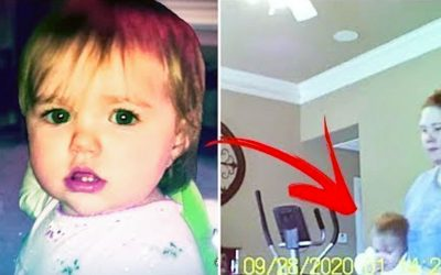 Her Baby Began Acting Very Strange. Then Mom's Hidden Camera Caught The Babysitter Doing The UNTHINKABLE!
